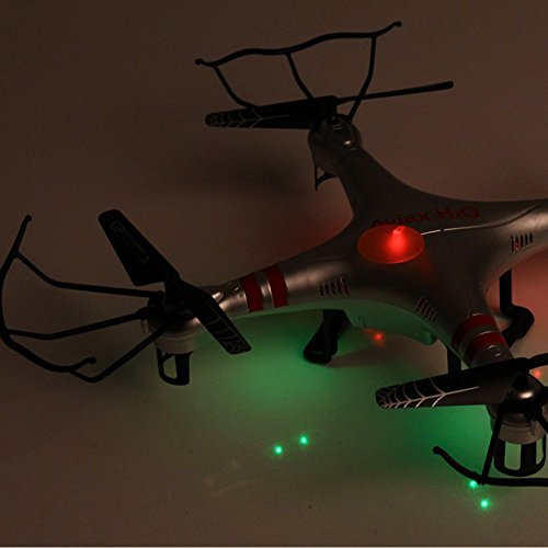 GP - NextX H2O Aviax 2.4G 4CH 6-Axis 3D Eversion Waterproof Drone
