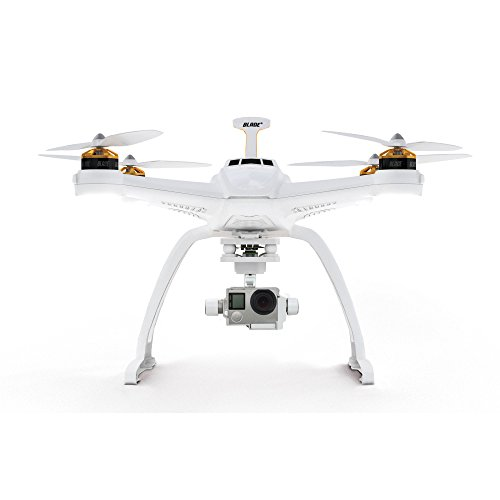 Chroma Flight-Ready Drone with 3-Axis Brushless Gimbal for GoPro Hero4 and Spektrum DX4 DSMX 2.4GHz Transmitter