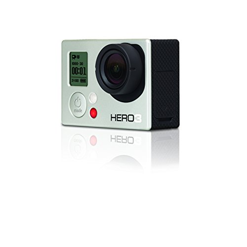 GoPro HERO3: White Edition - 131'/ 40m Waterproof Housing
